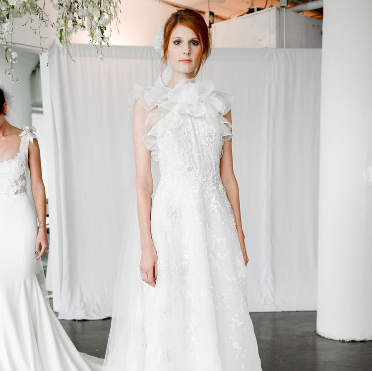 Wedding Dress by Marchesa - Inspired design by Denise Fasanello Flowers.jpg