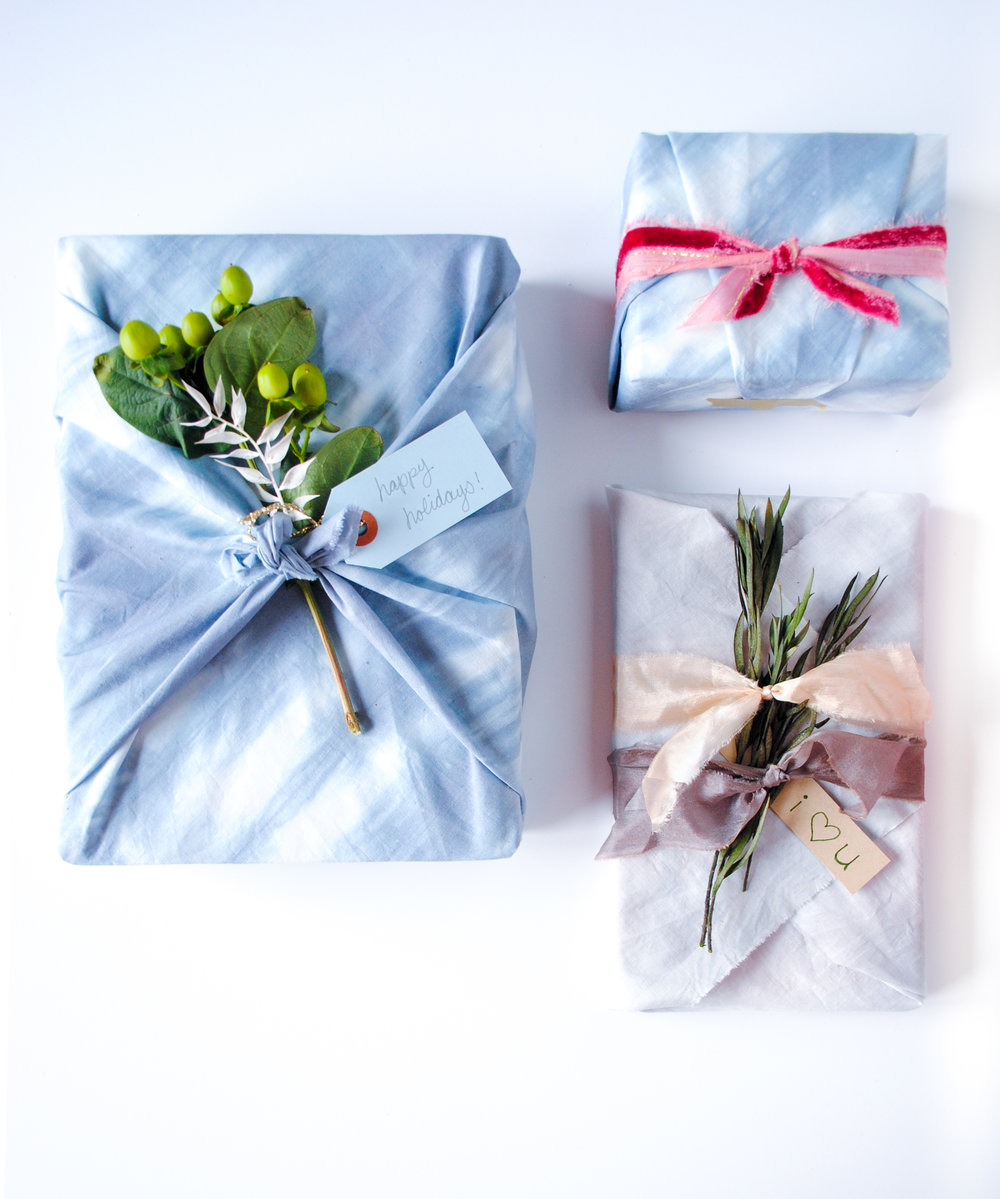 Hand dyed reusable gift wrapping class - Densie Fasanello Flowers and We Gather 2.JPG