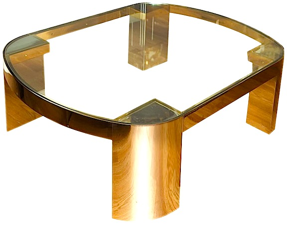 BANKER COFFEE TABLE