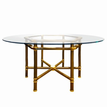 JANSEN DINING TABLE
