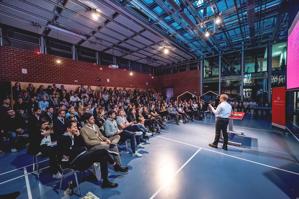 BERLIN TALENT SUMMIT - 25.-27.04.2018