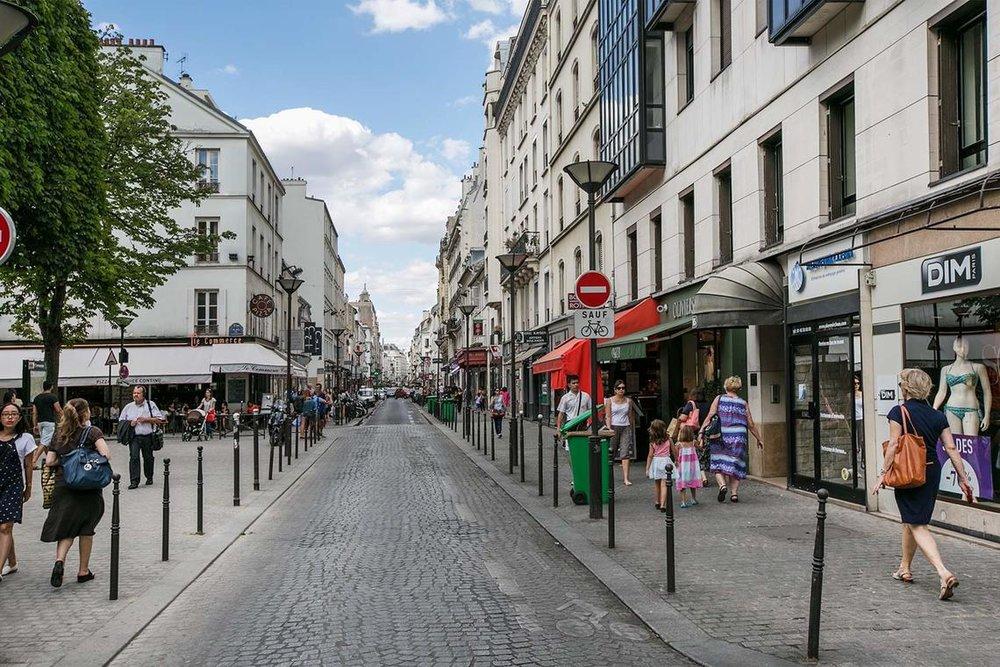 Rue du Commerce, 15th arrondissement