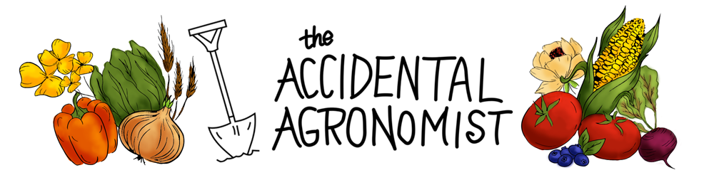 The Accidental Agronomist