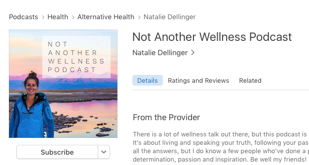 Inner Light Wellness - There is a lot of wellness talk out there, but this podcast is not only about wellness in the