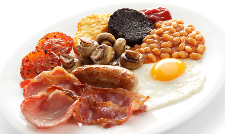 A great opportunity to meet other men in the congregation - with the added advantage of a full English breakfast!
