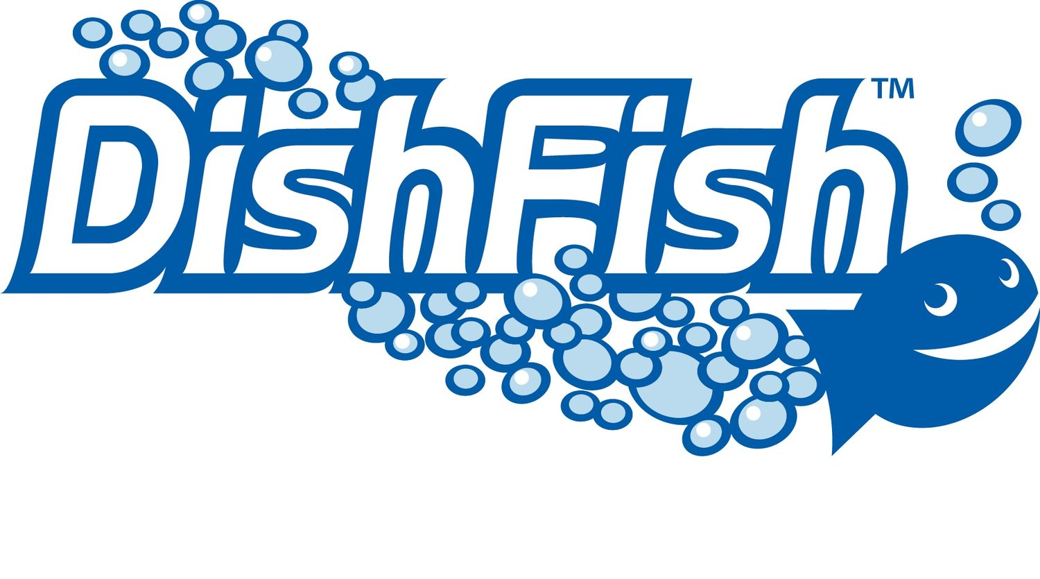 DishFish - The Perfect Kitchen Scrubbers & Sponges