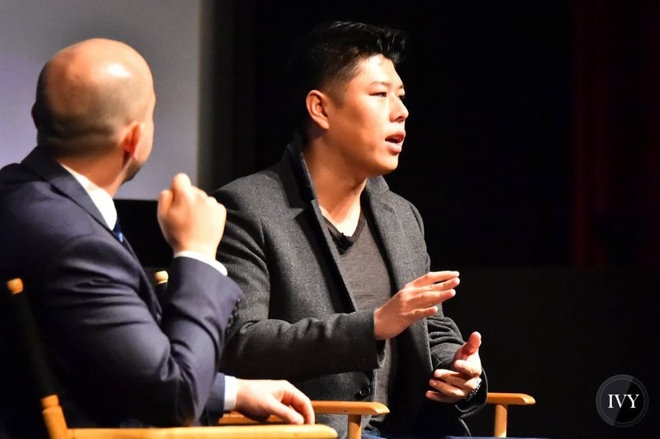 <span>Wayne Chang (US)</span><span>Serial Entrepreneur</span>