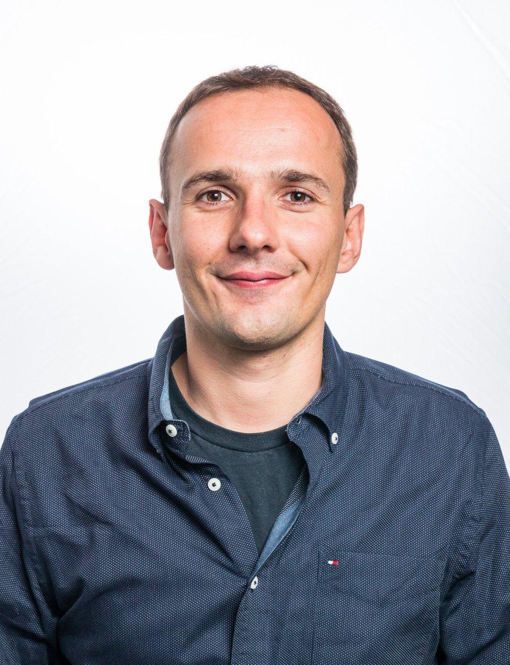 <span>Felix Huber (DE)</span><span>Stripe</span>