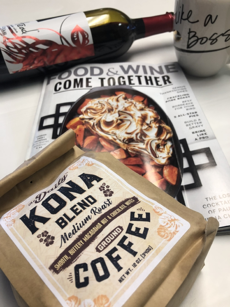 Daily Kona Blend - Sourced from TJMaxx Boardman, Ohio