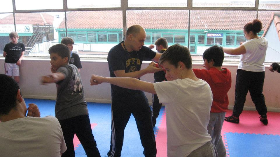 Team Hizo Boxing Gym