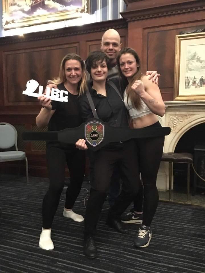 Team Hizo Womens Boxing Classes Brighton
