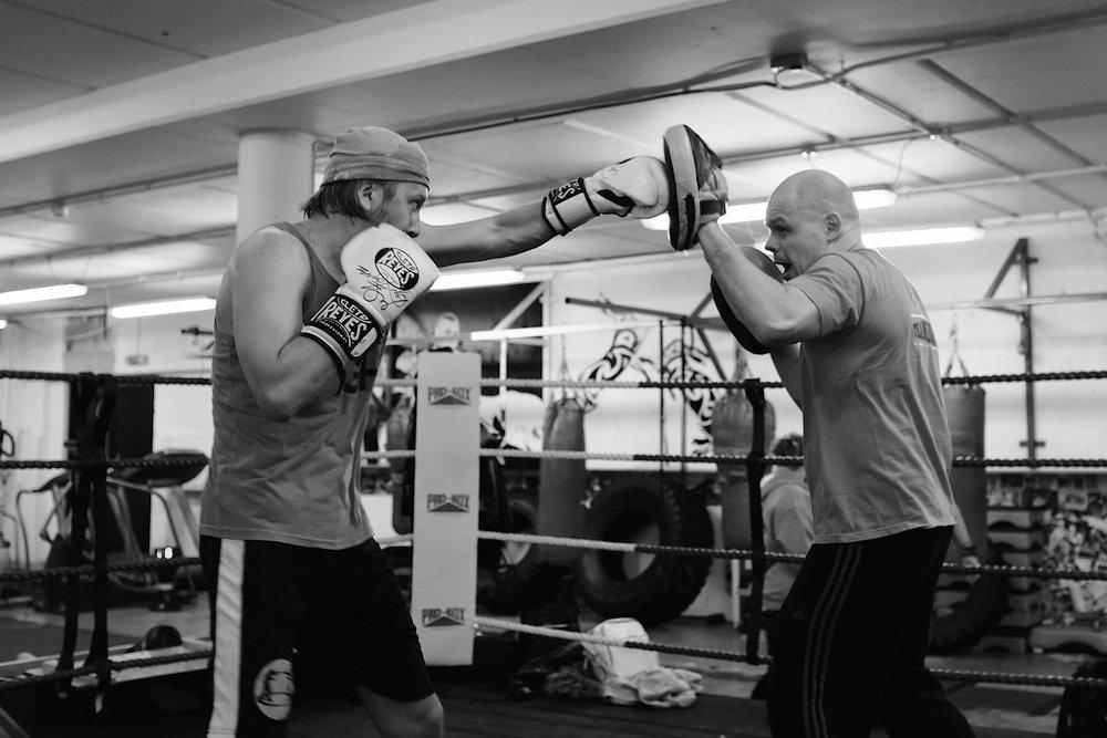 Team Hizo Boxing Brighton