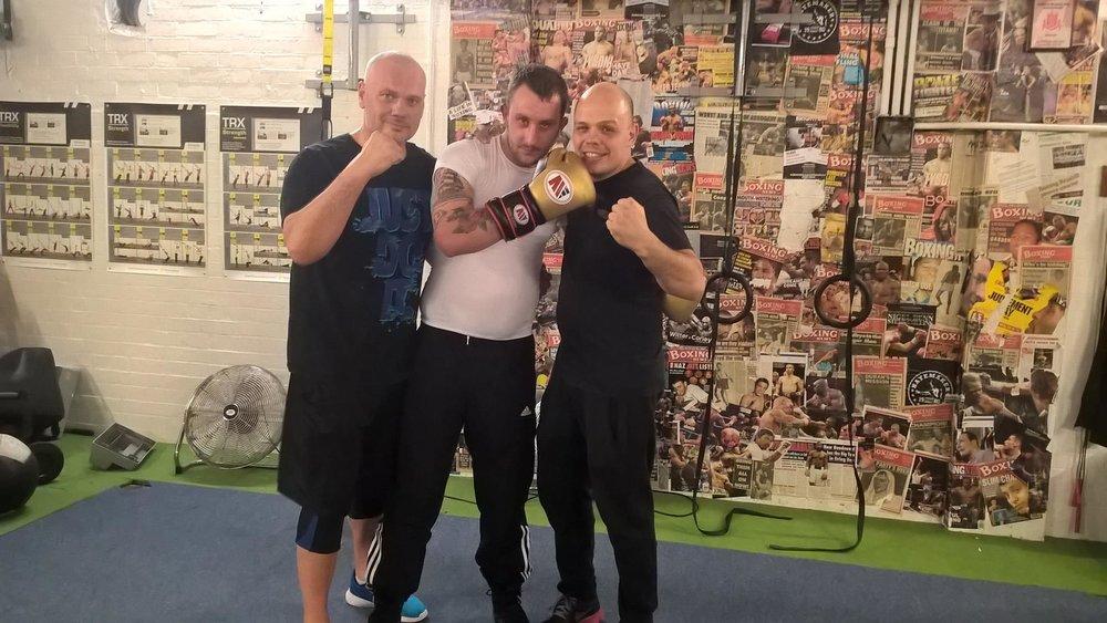 Team Hizo Boxing Gym Hove