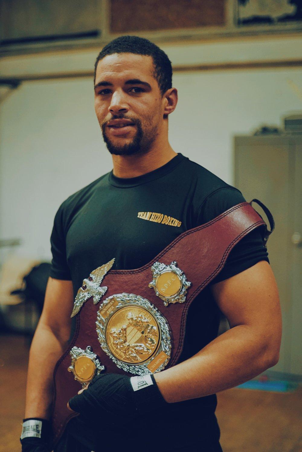 Team Hizo Competitive Boxing Brighton