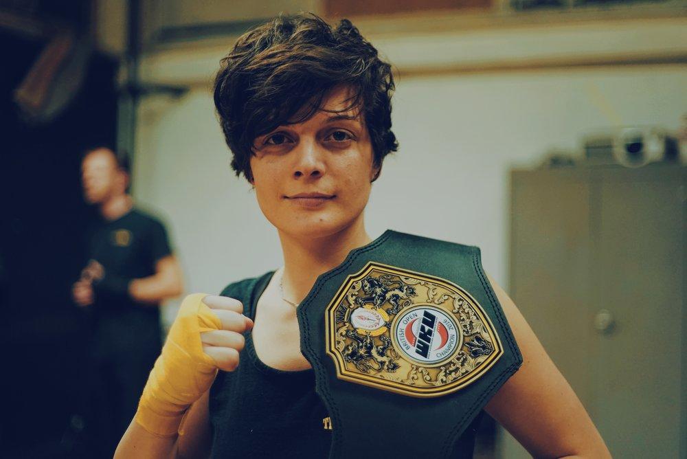 Team Hizo Female Boxing Brighton