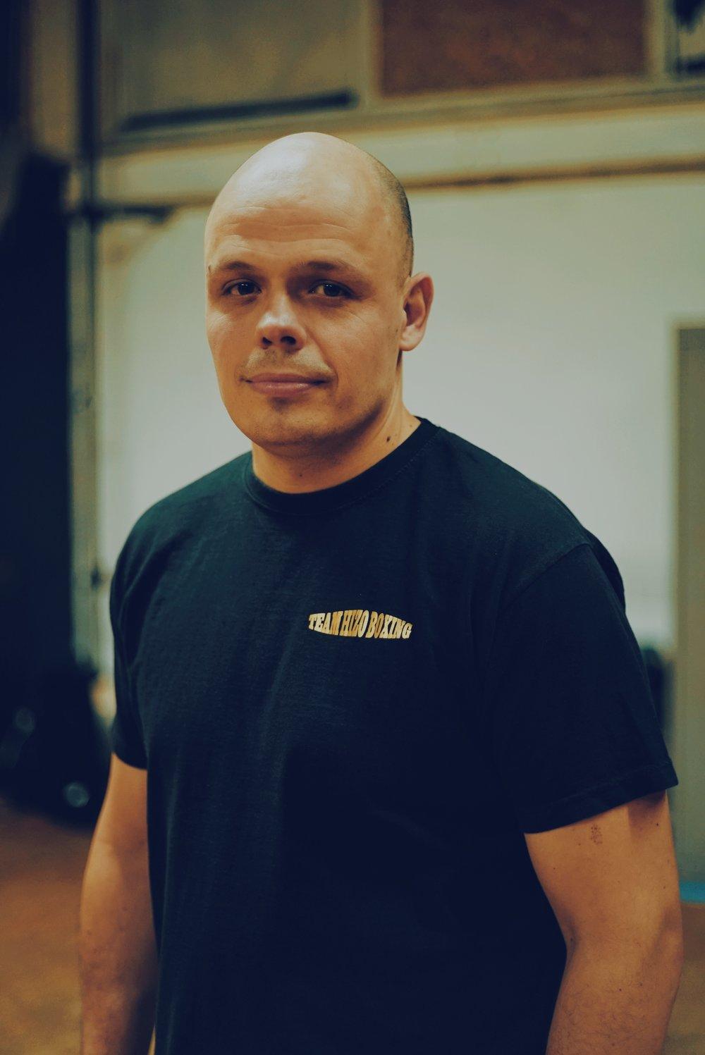 Andras Hizo, Team Hizo Boxing Gym