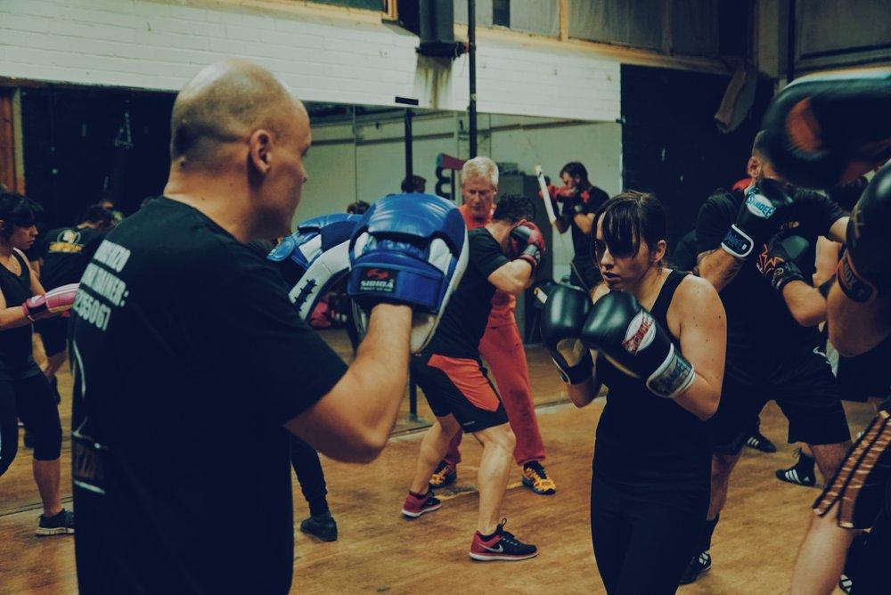 Team Hizo Boxing Club