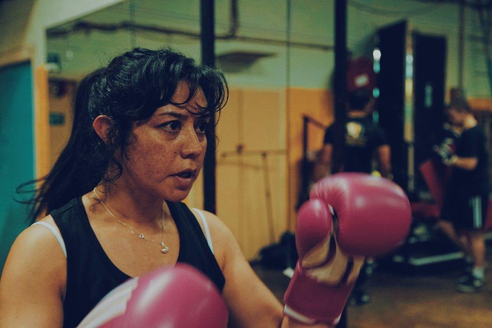 Team Hizo Womens Boxing Portslade