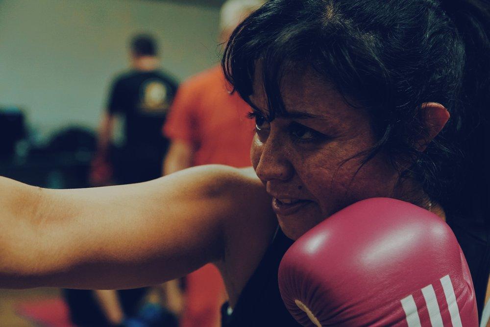Team Hizo Womens Boxing Hove