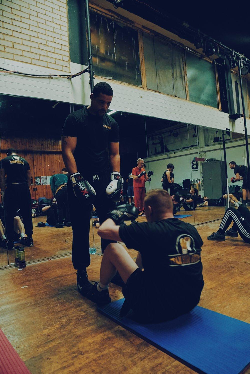 Team Hizo Boxing Hove