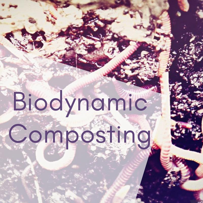 Biodynamic Composting