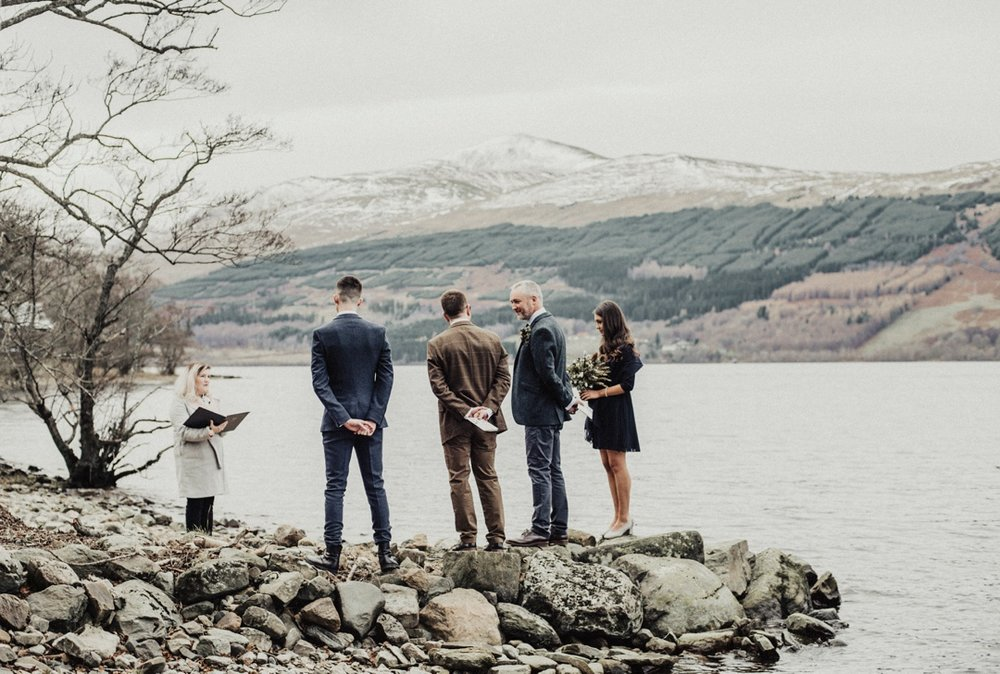 get married in Scotland