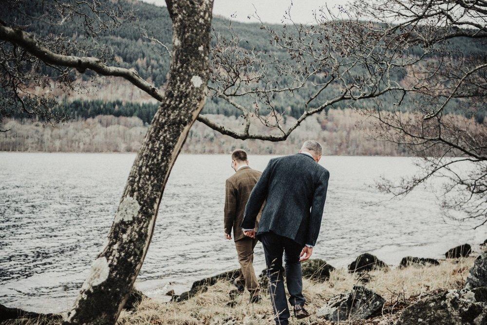 Central Scotland wedding photographer