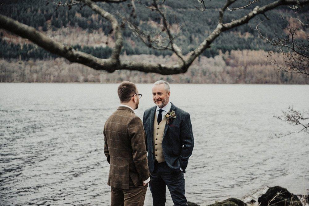 Scotland elopement photography