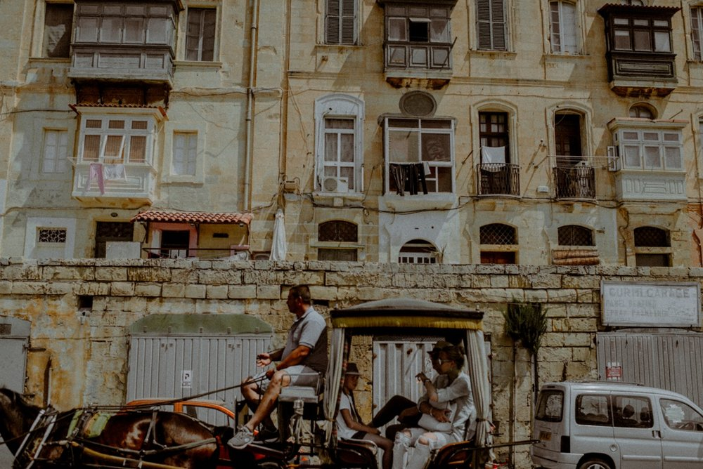 street photography Malta