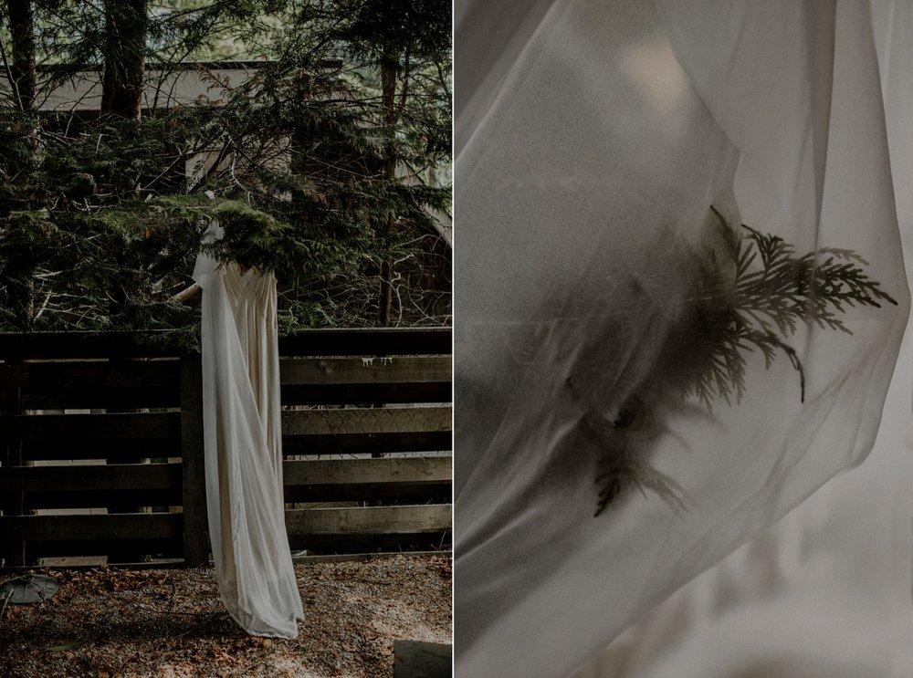 veil diptych