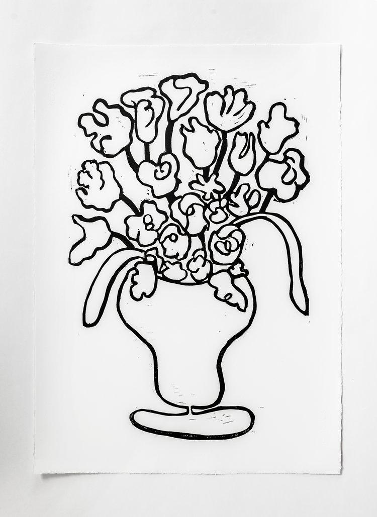 Hugo Guinness Flower Vase