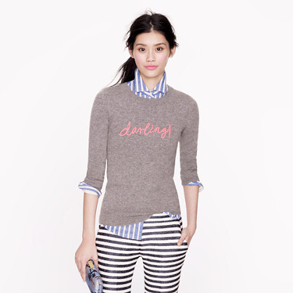 J Crew Hugo Guinness Sweater