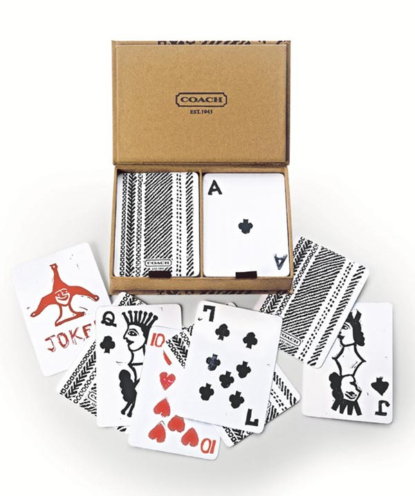 Hugo Guinness Coach Playing Cards