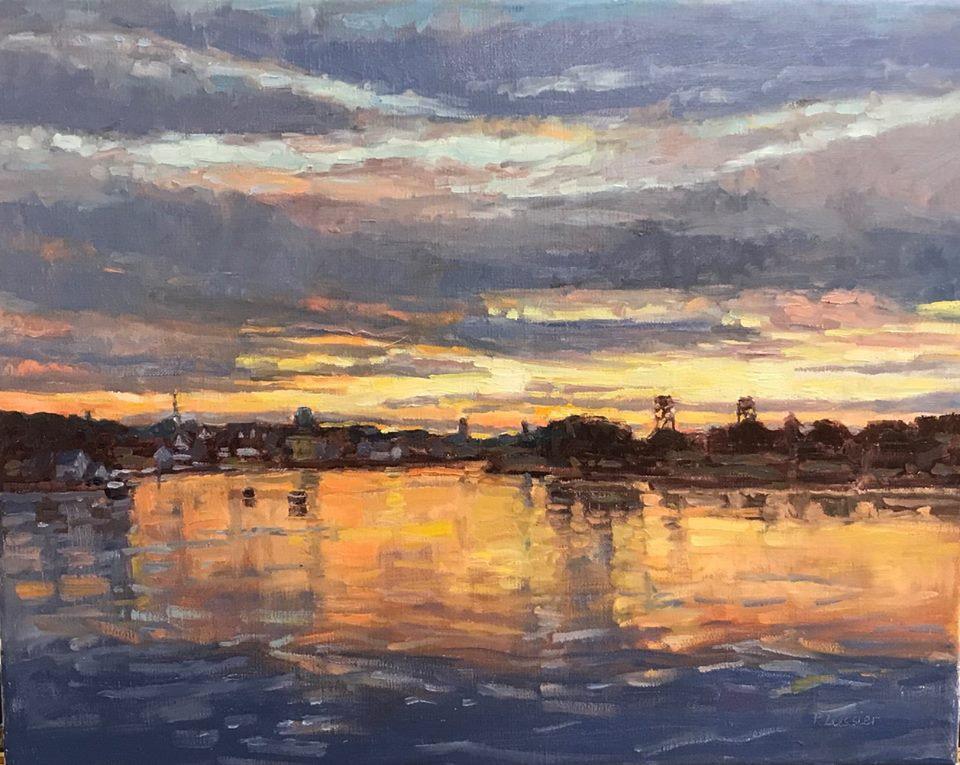 Pamela Lussier, Afterglow