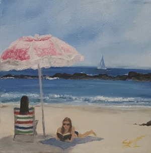 Playing Hooky, Susan Clement
