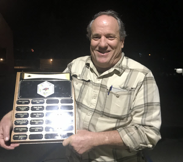 Dave Williams, 2018 Golden Hive Tool Award