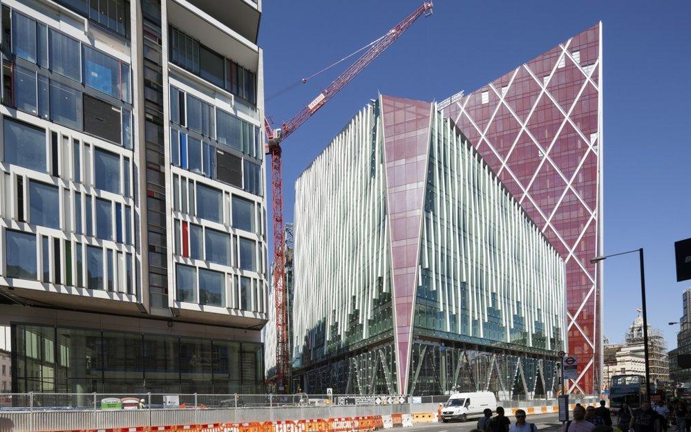 Nova London, image taken from Byrne Group