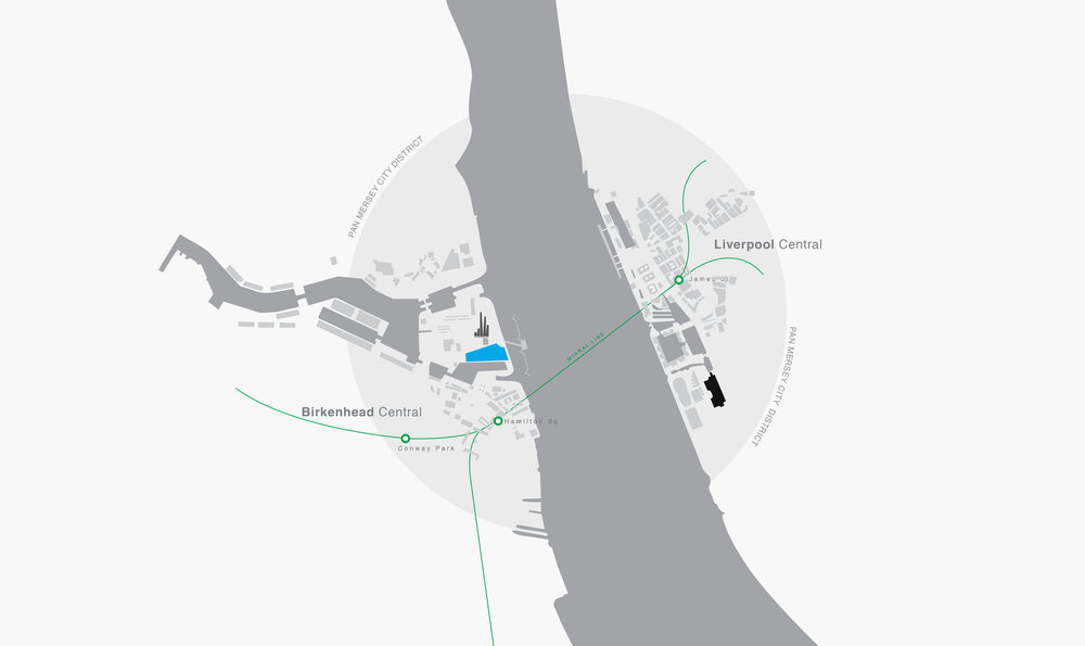 Royal Oper House North Location Map