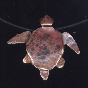 For the Nature Lover: - Sea Turtle Necklace