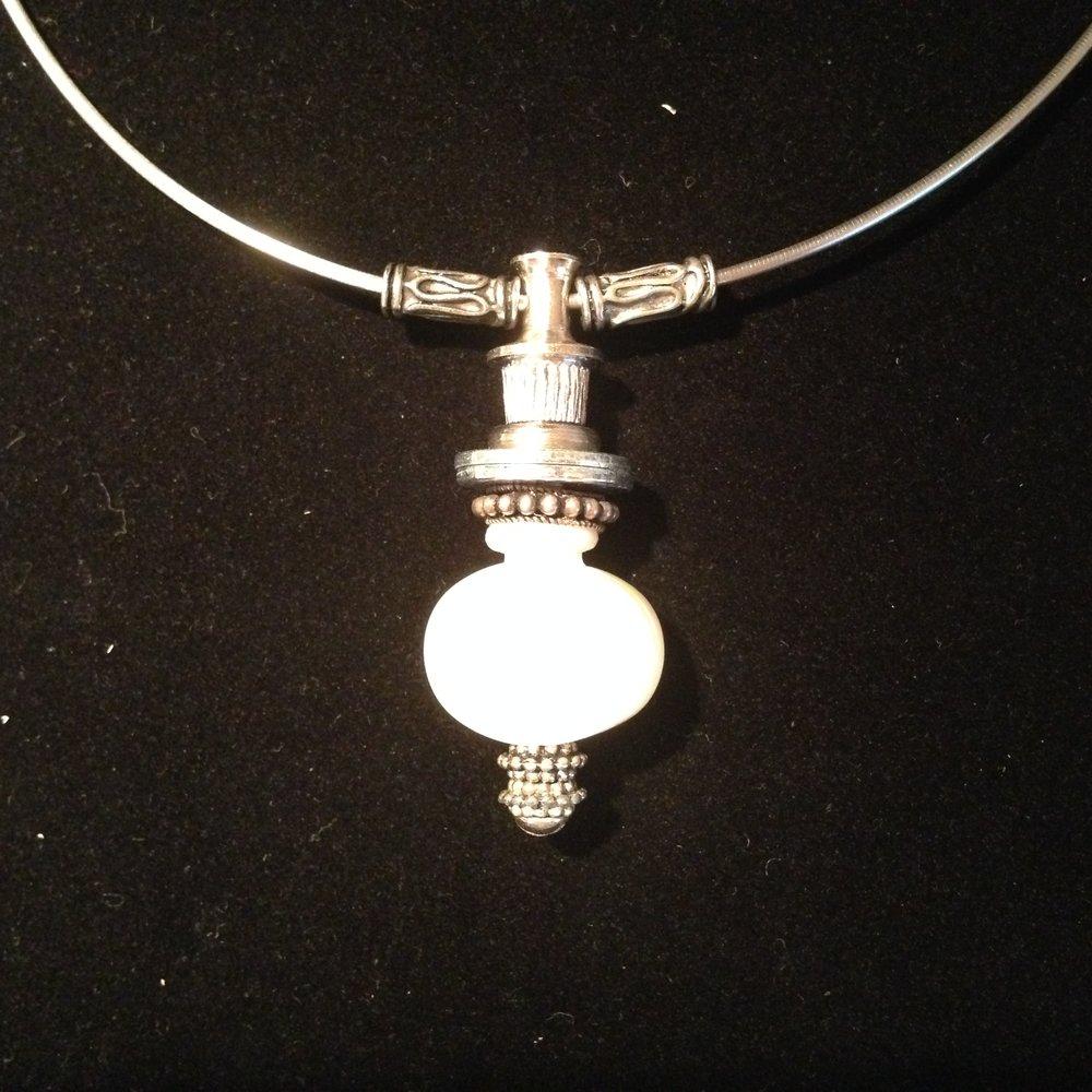 Ukelele Peg Necklace