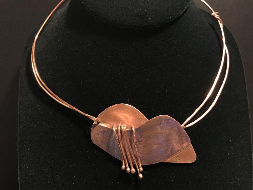 Blue Ridge Necklace