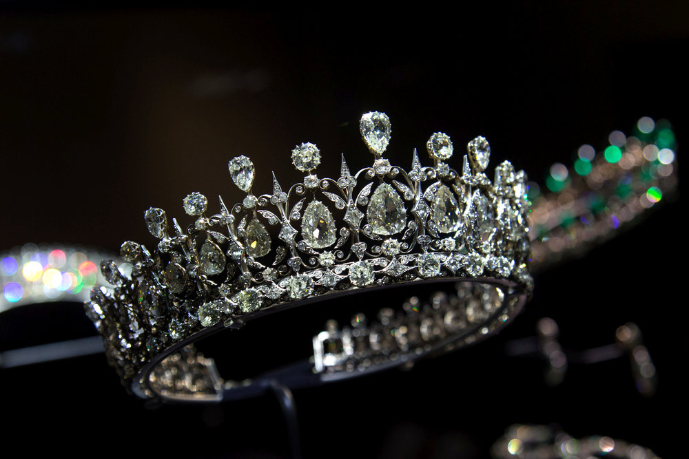 The Fife Tiara belonged to Princess Louise, Victoria's granddaughter