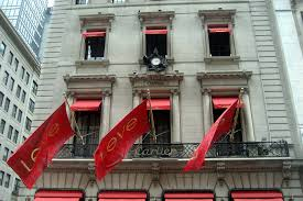 The Mansion has housed Cartier Jewelry in New York City for over 100 years