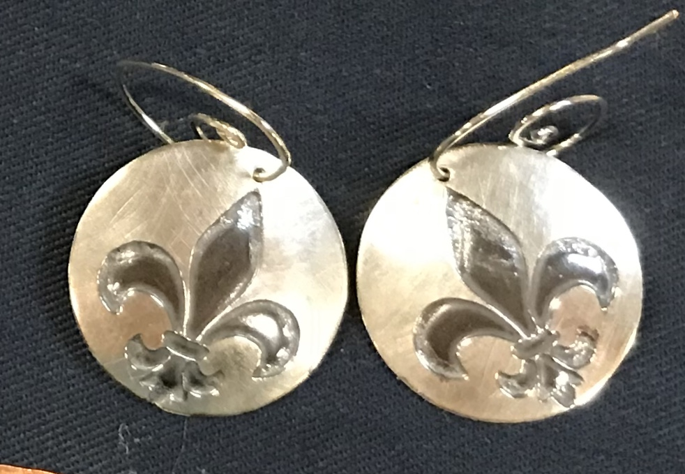 Electro Etching Metal Jewelry