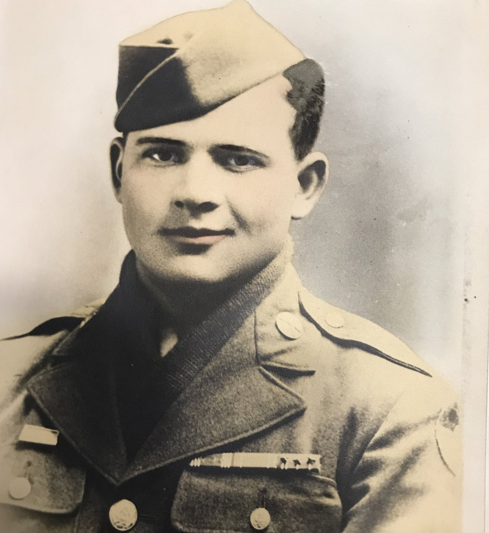 "Tech. Sgt. William Frank ""Bill"" Campbell"