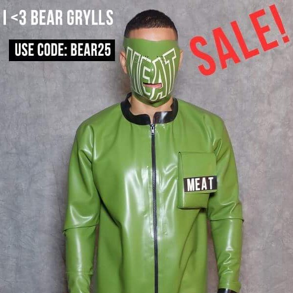 25% OFF I LOVE BEAR GRYLLS! Ends Friday!  Last chance to buy the collection! ❤️❤️❤️ use code: BEAR25