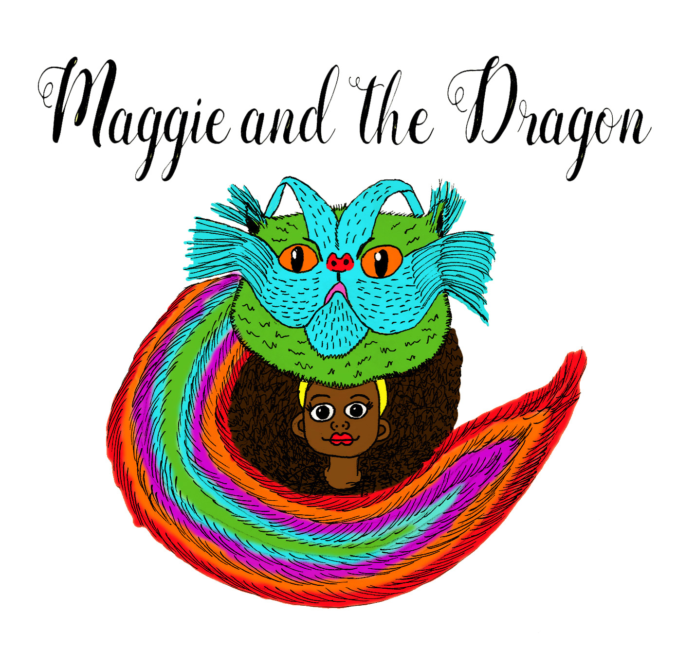 Maggie and the Dragon