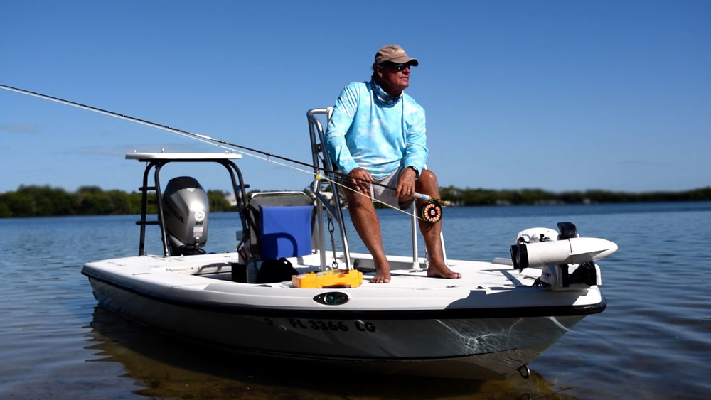 Boca on the fly for Capt al fishing report