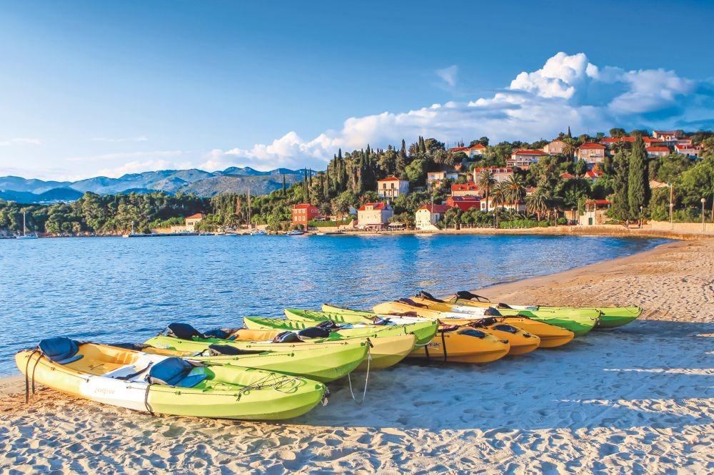 Kalamota Island, Croatia