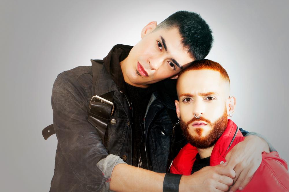 Shaul y Richard